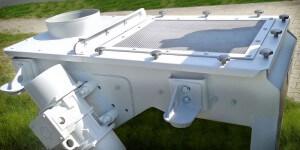 Branche_Lebensmittel_VSL-Vibratory-Screening-Conveyor-Linearschwingsieb