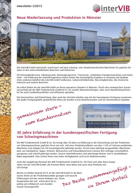 interVIB Newsletter II 2014